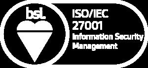 BSI Assurance Mark ISO/IEC 27001