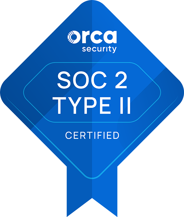 SOC Type II Certified